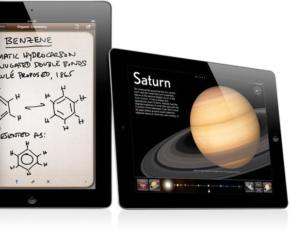Aprendiendo con iPad